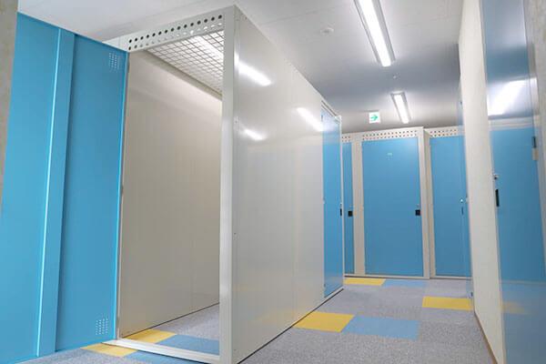 トランクルーム室内