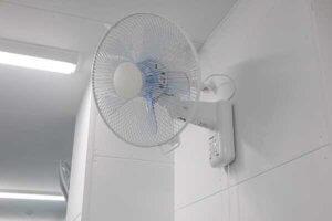 トランクルーム横須賀根岸町店 扇風機