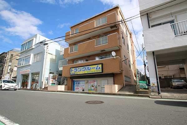 トランクルーム横須賀根岸町店