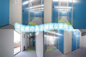 トランクルーム横須賀根岸町店 店内